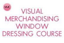 Visual Merchandising Window Dressing Course / VM window dressing course