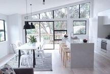 Kitchen Inspiration / Kitchen designs that make my heart sing.