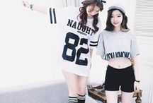 CUTE ASIAN FASHION ♡ / Fashion in a cute way ^-^ it's all about the kawaii Asian styles ~  ━ ⓘ DISCLAIMERS: I do not own any pictures posted in here unless otherwise stated. ►FOLLOW ►RE-PIN ►ENJOY ♡