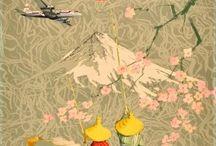 Japanese Vintage Travel Posters