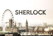 SHERLOCK / Baseado nas histórias de Sherlock Holmes escrita por Sir Arthur Conan Doyle.