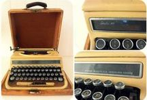 MUNDO MAQUINAS DE ESCRIBIR / Objetos antiguos y vintage. coleccionismo y curiosidades. maquinas de escribir.
