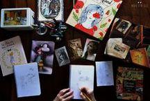 MUNDO ILUSTRACIÓN Y PINTURA / ilustraciones, arte, pintura, dibujo, artistas