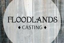Floodlands - Casting / Das Wunschcasting zu meiner Steampunk-Krimireihe. // Casting for my Steampunk-Crime-Series - if I had the choice ;) https://floodlandsdepartment.com