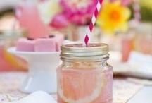 Mason Jars Parties & Celebrations / by Mason Jar Crafts {love!}