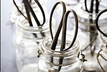 Mason Jar Storage & Organization / Storage Ideas Using Mason Jars