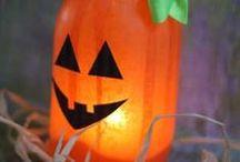 Mason Jar Holidays: Halloween / by Mason Jar Crafts {love!}
