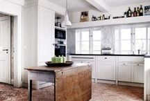 Worldly kitchens!  / Inspiring kitchens from across the globe and next door.