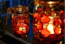 Mason Jar Fall Inspiration