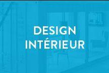 Design - Intérieur / Inspirations: Espace de travail - Mobilier - Bureau - Désign intérieur