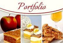 Portfolio / Znajdziecie tu zdjęcia ciast, ciasteczek, zakąsek i innych przysmaków jakie mamy w ofercie Cukierni i Cateringu Michalscy.