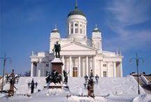 Finnország / Finnország a Mikulás hazája s egyúttal egyedülállóan szép ország is, ahova a külföldiek egyre növekvő számban látogatnak el kellemes időtöltés céljából. Ismerd meg Finnország legcsalogatóbb idegenforgalmi célpontjait!