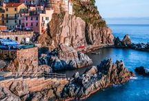 Travel in Italy / There is nothing quite like a trip to Italy to tantalize the senses, whether you go for the spectacular scenery, ancient ruins, mouth-watering food or a chance to be serenaded on board a gondola in Venice. This board has travel highlights including Rome, Lido and Florence.