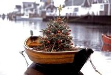 Christmas!  / The season of joy and giving. Design inspiration for the festive month of December!