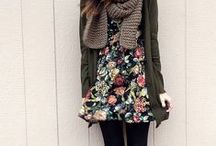 Outfit ideas f/w