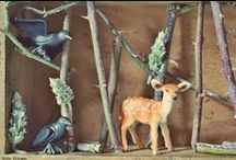 MUNDO BAMBI / ciervo, bambi, decoracion, kistch, corzo