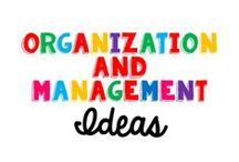 Classroom Organization and Management / All the things I want to try in my room!