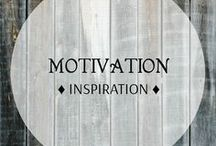 Quotes & Motivation / Some nice quotes and prints to motivate yourself.