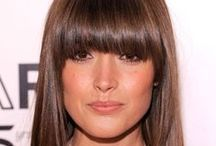 Bangs / Different types of Bangs Haircuts