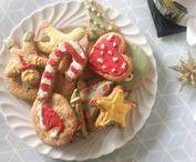 On cuisine [Recettes salées et sucrées] / Retrouvez dans ce tableau nos recettes préférées : salées, sucrées, il y en a pour tous les goûts ;)