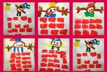 Sinterklaas / creatieve opdrachten rondom Sinterklaas