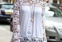 Costura- Blusas, blusones