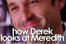 Grey's Anatomy / Séries de TV são a minha paixão. Grey's, em especial, porque é diferente de tudo que eu já vi dentro deste contexto. Melhor série de todos os tempos!