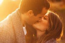 Kisses / I love a good kisser.