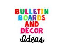 Classroom Bulletin Boards and Decor