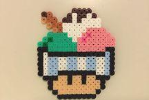 Minecraft pixelart
