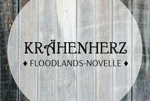 "Krähenherz / Inspiration zur Floodlands-Novelle ""Krähenherz"" NaNoWriMo 2016"