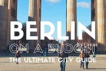 Berlin / It's not all about the city's turbulent 20th century history, here's why Berlin makes it onto our list of favourite cities in the world.