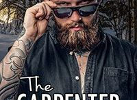 The Carpenter - Available on Amazon / Grant retreats to a cabin in the woods during a blizzard to escape the sadness of a recent breakup. When he hears a knock, he's stunned to see his ex-boyfriend, Adam. The men can't deny their feverish attraction, but old hurts surface. Grant wants a family, but Adam can't imagine being a father. Can the men have the future they always planned, or will this weekend be their final goodbye?