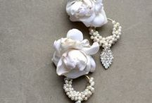 Lucja Zajac Atelier Earrings / bridal handmade earrings