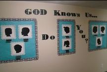 Children's Bible - Bulletin Boards / by Sandra Osborne