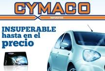 Destacados de Cymaco / Productos destacados, novedades, ofertas
