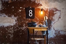 Industrial Style Furniture & Decoration