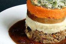 Vegan n vegetarian cooking - cucina vegan e vegetariana / by Isabel