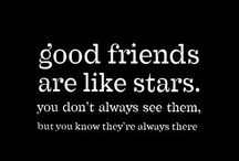 Friendship / Quotes on Friendship.  / by Daily Quotes