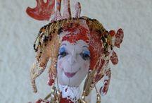 Barbara Hawkins / Dolls by Barbara