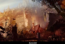 Scenes from Guild Wars 2