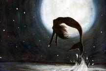 .♥  ✿⊱╮♥ Sereias ♥ ✿⊱╮♥ / by Ed
