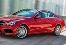 Mercedes E-Class Coupe / Mercedes E-Class Coupe 2013-2014