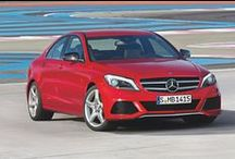 The New Mercedes C-class 2014 / The New Mercedes C-class 2014