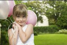 balloons kids girls / I like balloons.