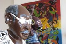 George Lilanga / Contemporary African Artist