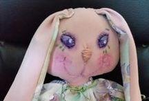 Ann Mac / Art Dolls