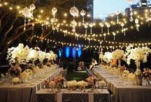 Wedding & Event Inspiration / Styling Ideas to really make your big day special