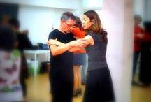 Cours de Valse de Tango Argentin octobre 2014 / Valse Tango Argentin
