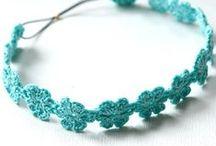 Bracelets - Crochet